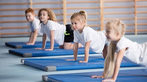 Children's Gymnastic Lessons