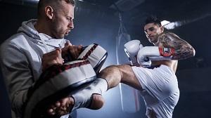 Kick Boxing Lessons